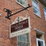Tillie Pierce House Inn, Gettysburg, Pennsylvania: You can't swing a dead cat in Gettysburg without hitting something haunted and the Tillie Pierce house is no exception. Tillie Pierce is well known as she wrote a book in the aftermath of Gettysburg about her experiences during the battle. A teenager during the time of the battle, she was involved in nursing and caring for wounded soldiers, and witnessed both the battle, numerous amputations and other horrors associated with the war. The Blue Room of the Inn is said to be the most haunted room. There are numerous reports of people walking above them (in the attic), people feeling like someone is sitting on the bed watching them and some claim a soldier constantly walks down the stairs, enters the room, and goes back up.