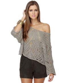 Need one billion large sweaters