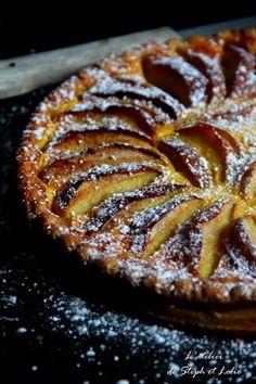 Tarte alsacienne aux pommes
