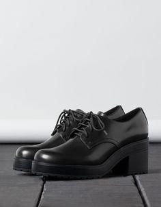 Zapato Tacón BSK - Zapatos - Bershka España
