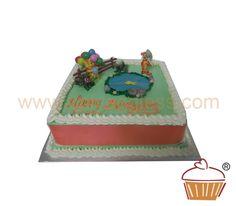 Kids Cakes - Winnie the Pooh (C121)