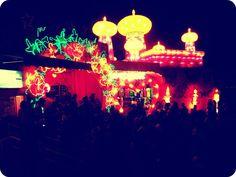 Lantern Garden @ Batu Night Spectacular, Malang, Indonesia