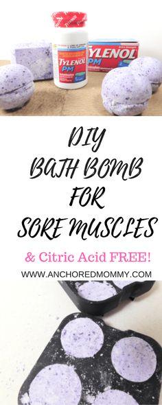 Best bath soak for sore muscles diy ideas Neutrogena, Homemade Gifts, Diy Gifts, Homemade Products, Homemade Baby, Bath Bomb Packaging, Bath Boms, Shower Bombs, Diy Bath Bombs