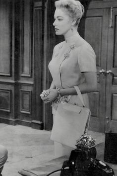 """"""" Eleanor Parker in The Seventh Sin, 1957. """""""