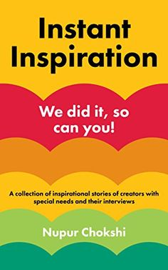 """Inspiration Matters proudly presents a new e-Book """"Instant Inspiration"""" - get inspiration from real-life motivational stories and interviews. Instant Inspiration: We did it, so can you! (Instant Insp... https://www.amazon.com/dp/B01N4G6GMC/ref=cm_sw_r_pi_dp_x_kQhxybW1AKJ3Q"""