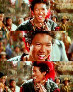 Hook!! I had the biggest crush on him when i was a little girl!! Rufioooooo
