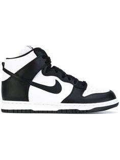 Nike 'Dunk' retro hi-top sneakers