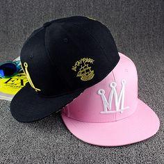 Trendy Men s Women s Crown Baseball Snapback Hat Hip-hop Sports Outdoors Cap  Adjustable  Affiliate 1094fcf906cb