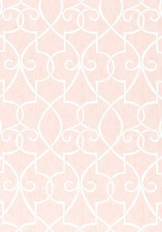 GRAYDEN, Pink, T1806, Collection Geometric Resource from Thibaut