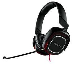 Creative Draco HS880 Gaming Headset $30 (Amazon) #LavaHot http://www.lavahotdeals.com/us/cheap/creative-draco-hs880-gaming-headset-30-amazon/131462