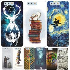 9252cacf78f Cheap phone cases, Buy Quality case for huawei ascend directly from China case  for huawei Suppliers: harry potter deer always owl howgwarts hallows Cover  ...