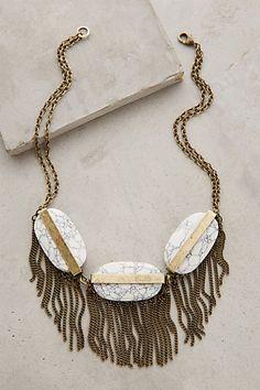 Coconino Bib Necklace #anthrofave