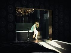 Wallcovering from BN, Diamonds Are Forever, Goodrich