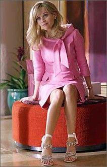 "Elle Woods / ""Legally Blonde"""