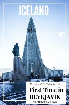 Best Things to do in Reykjavik Iceland: The Complete Guide for First-Timers including where to stay, eat and drink, and what to do in Reykjavik. Iceland Travel Tips, Europe Travel Tips, European Travel, Travel Pics, Travel 2017, Traveling Tips, Travel And Tourism, Travel Guides, Travel Pictures