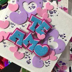 Caja sorpresa  Pedidos WhatsApp 3159263883 Bf Gifts, Love Gifts, Boyfriend Gifts, Foam Crafts, Diy And Crafts, Paper Crafts, Baby Mini Album, Happy Birthday My Love, Polymer Clay Christmas