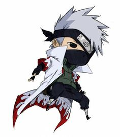 Kakashi #naruto. He almost did become Hokage that would have been awesome.