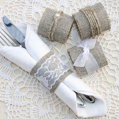 Best Rustic Wedding Napkins Products on Wanelo