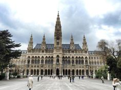 Rathaus Vienne Autriche