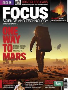 BBC Focus Science & Technology - February 2015