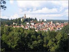 Kronbery, Germany - lived here for a few months; it's where my in-laws live