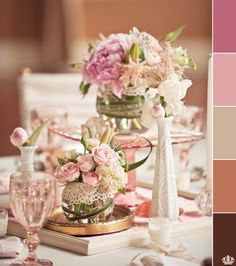 A simple and beautiful decoration to welcome friends.