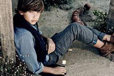 Massimo Dutti - FW ' 14/15. Boys & Girls Collection