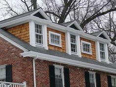Nantucket Dormer - traditional - exterior - boston - by Custom Carpentry