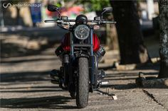 Moto Guzzi Audace - Cruiser Urbana - Test drives - Andar de Moto