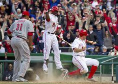 Nats walk off on Opening Day at Nationals Park!!