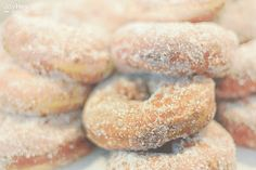 Sugar Donuts by JoyHey, via Flickr