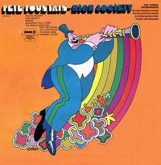 Dixieland Jazz - Pete Fountain Discography: High Society - Pickwick Records