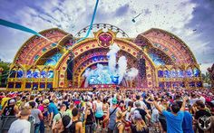 Belgium tomorrowland 2014