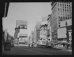 Community Post: 115 Years Of Vintage Photos Show How Times Square Has Changed