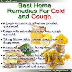Natural Holistic Remedies Best Home Remedies for Cold and Cough! Natural Add Remedies, Cold And Cough Remedies, Home Remedies For Heartburn, Home Remedy For Cough, Cold Home Remedies, Flu Remedies, Holistic Remedies, Holistic Healing, Natural Treatments