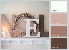 Paletas de color (XVIII) - Colour Palettes
