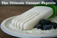 The Ultimate Coconut Popsicle