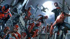 #Spider-Verse #Spider-Man