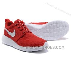 info for 3b90a 03fae Nike Roshe Run Womens Shoes For Sale Breathable For Summer Red White Cheap,  Price   85.00 - Nike Rift Shoes