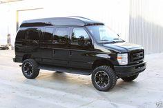Ford E-Series Van #3