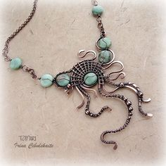 Necklace |  Irina Cibulskaite - Taniri Designs on Flickr