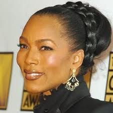 Angela Basset. Great actress