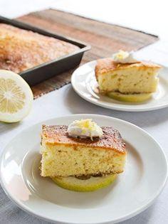 Aν σας αρέσουν τα λεμόνια και η λεμονάδα σίγουρα θα ξετρελαθείτε με αυτό το γλυκό.