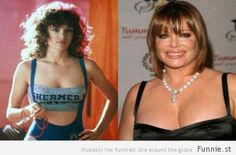 Kelly LeBrock Then and Now -Do you know the secret to get free #celebrity #autographs? Click to find out.