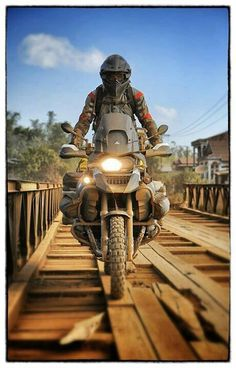 40 New Ideas Bmw Motorcycle Adventure Fun Gs 1200 Adventure, Off Road Adventure, Adventure Tours, Adventure Travel, Motorcycle Travel, Moto Bike, Motorcycle Adventure, Bike Bmw, Enduro Motorcycle