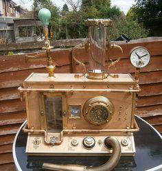 Static: Frankenstein laboratory Prop Mark 3 (with a dash of Steampunk)