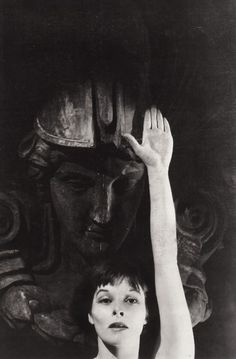 Katharine Hepburn, 1934. Photograph by Cecil Beaton.