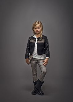 IKKS Kids' Fashion | Girls' Clothes | Fall-Winter Looks