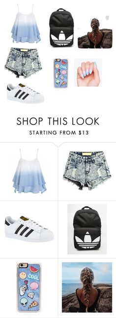 """""""Untitled #224"""" by timcaaa on Polyvore featuring adidas and Zero Gravity"""