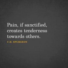 Spurgeon on pain. Quotable Quotes, Faith Quotes, Me Quotes, Great Quotes, Quotes To Live By, Inspirational Quotes, Cool Words, Wise Words, Charles Spurgeon Quotes